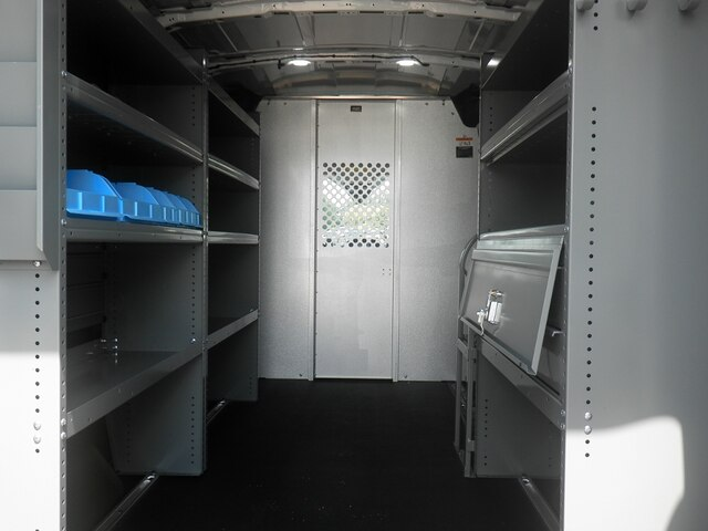2018 Transit 250 Med Roof 4x2,  Adrian Steel PHVAC Upfitted Cargo Van #CR4707 - photo 2