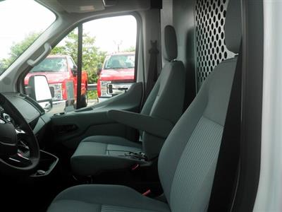 2018 Transit 250 Med Roof 4x2,  Adrian Steel PHVAC Upfitted Cargo Van #CR4707 - photo 9