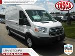 2018 Transit 250 Med Roof 4x2,  Adrian Steel PHVAC Upfitted Cargo Van #CR4707 - photo 1