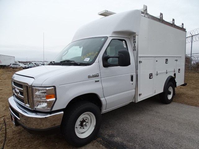 2019 E-350 4x2,  Supreme Service Utility Van #CR4731 - photo 3