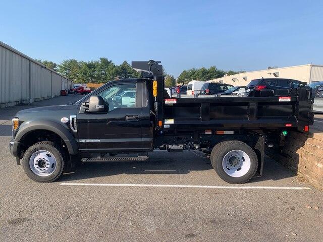 2019 F-550 Regular Cab DRW 4x4, Dump Body #CR4770 - photo 2