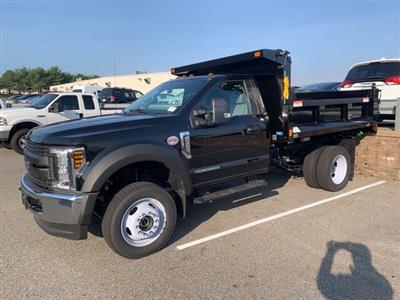 2019 F-550 Regular Cab DRW 4x4, Dump Body #CR4770 - photo 1