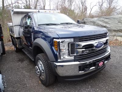 2019 F-550 Super Cab DRW 4x4,  Dump Body #CR4781 - photo 3