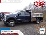 2019 F-550 Super Cab DRW 4x4, Iroquois Brave Series Stainless Steel Dump Body #CR4781 - photo 1