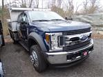 2019 F-550 Super Cab DRW 4x4, Iroquois Brave Series Stainless Steel Dump Body #CR4781 - photo 3