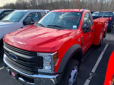 2019 Ford F-550 Regular Cab DRW 4x4, Cab Chassis #CR4785 - photo 12