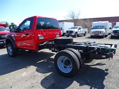 2019 Ford F-550 Regular Cab DRW 4x4, Cab Chassis #CR4785 - photo 2