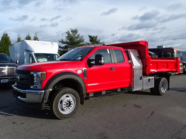 2019 F-550 Super Cab DRW 4x4,  Rugby Dump Body #CR4795 - photo 3