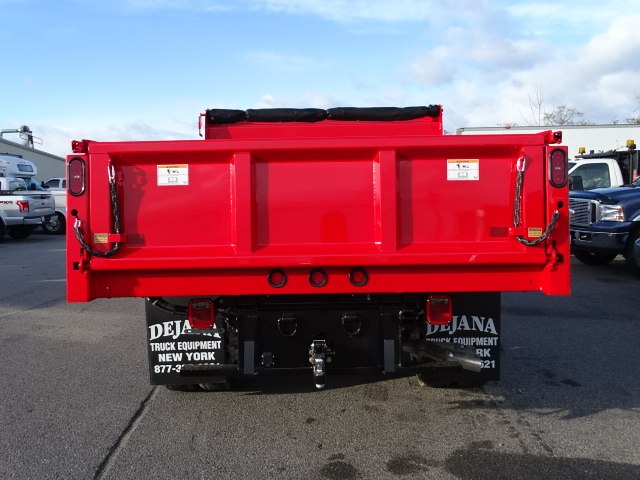 2019 F-550 Super Cab DRW 4x4,  Rugby Dump Body #CR4795 - photo 5
