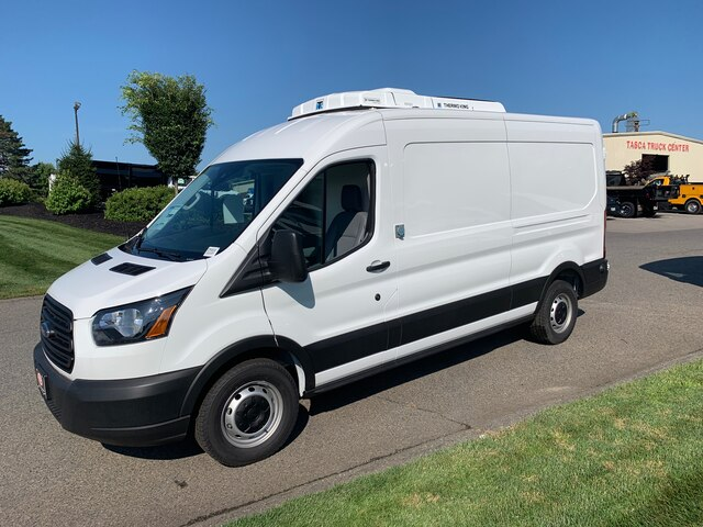 2019 Transit 250 Med Roof 4x2,  Thermo King Refrigerated Body #CR4830 - photo 1