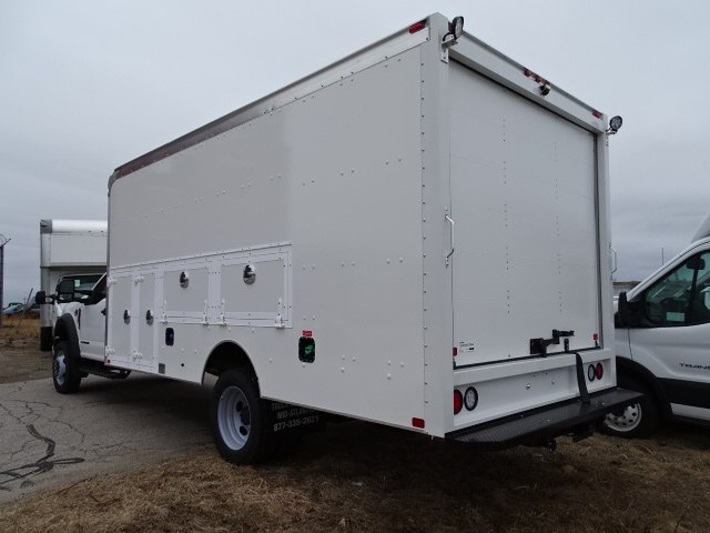 2019 F-550 Regular Cab DRW 4x2,  Dejana Truck & Utility Equipment Service Utility Van #CR4855 - photo 2