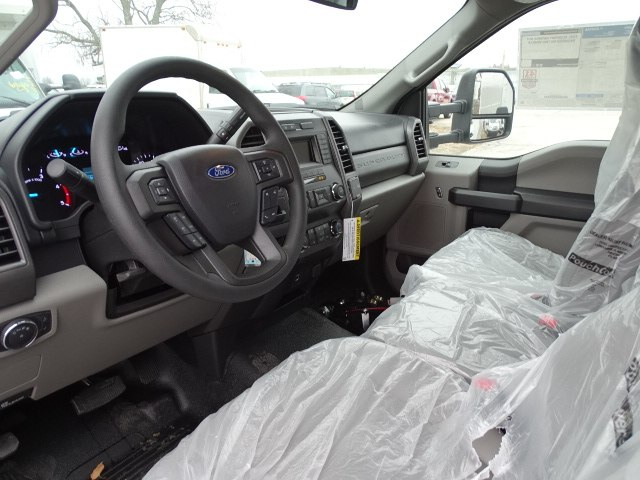 2019 F-550 Regular Cab DRW 4x2,  Dejana Truck & Utility Equipment Service Utility Van #CR4855 - photo 6