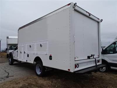 2019 F-550 Regular Cab DRW 4x2,  Dejana Truck & Utility Equipment DuraBox Max Service Utility Van #CR4855 - photo 2