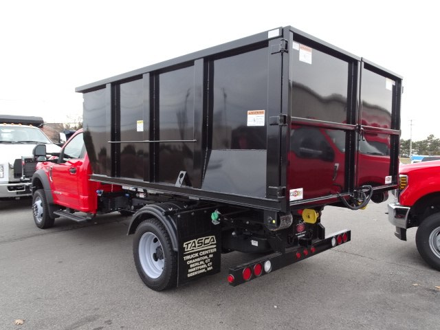 2019 F-550 Regular Cab DRW 4x4,  Switch N Go Hooklift Body #CR4882 - photo 1