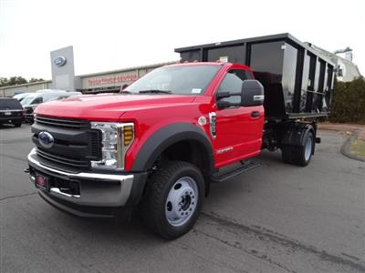 2019 F-550 Regular Cab DRW 4x4,  Switch N Go Drop Box Hooklift Body #CR4882 - photo 3