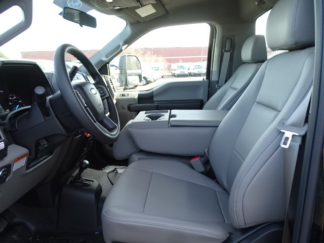 2019 F-550 Regular Cab DRW 4x4,  Rugby Dump Body #CR4895 - photo 5