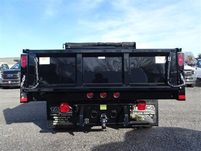 2019 F-550 Regular Cab DRW 4x4,  Rugby Eliminator LP Steel Dump Body #CR4895 - photo 2