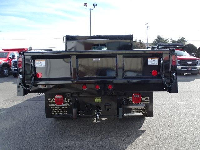 2019 F-350 Regular Cab DRW 4x4,  Rugby Eliminator LP Steel Dump Body #CR4896 - photo 2