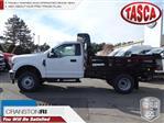 2019 F-350 Regular Cab DRW 4x4,  Rugby Eliminator LP Steel Dump Body #CR4896 - photo 1