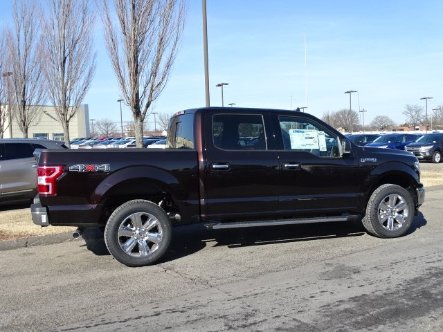 2019 F-150 SuperCrew Cab 4x4,  Pickup #CR4900 - photo 3