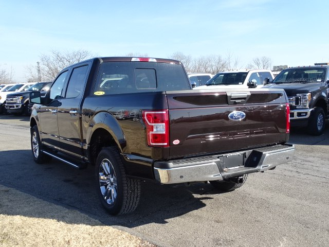 2019 F-150 SuperCrew Cab 4x4,  Pickup #CR4900 - photo 5