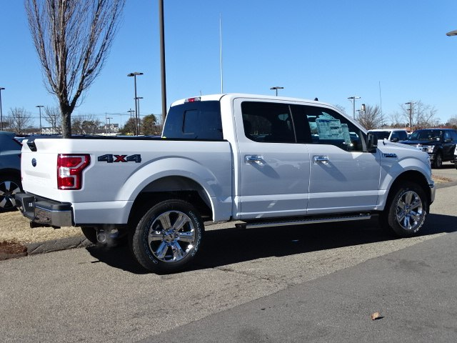 2019 F-150 SuperCrew Cab 4x4,  Pickup #CR4901 - photo 1