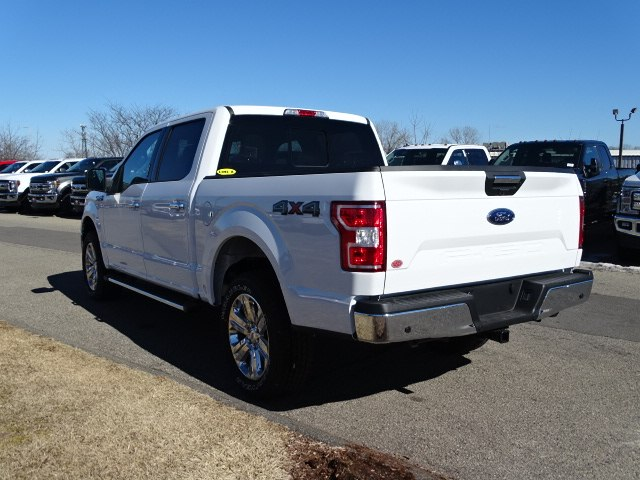 2019 F-150 SuperCrew Cab 4x4,  Pickup #CR4901 - photo 5