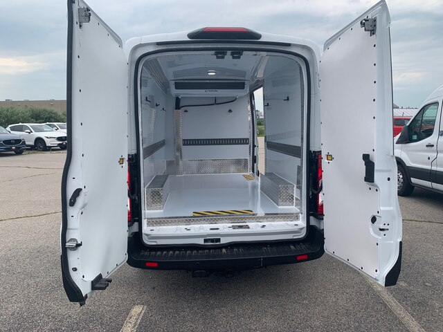 2019 Transit 250 Med Roof 4x2,  Thermo King Refrigerated Body #CR4962 - photo 1