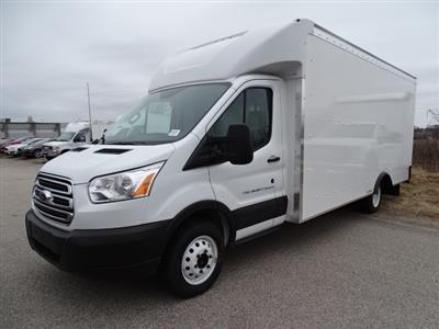 2019 Transit 350 HD DRW 4x2,  Rockport Cargoport Cutaway Van #CR4986 - photo 3