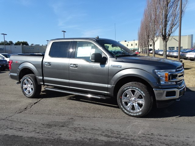 2019 F-150 SuperCrew Cab 4x4,  Pickup #CR4993 - photo 3