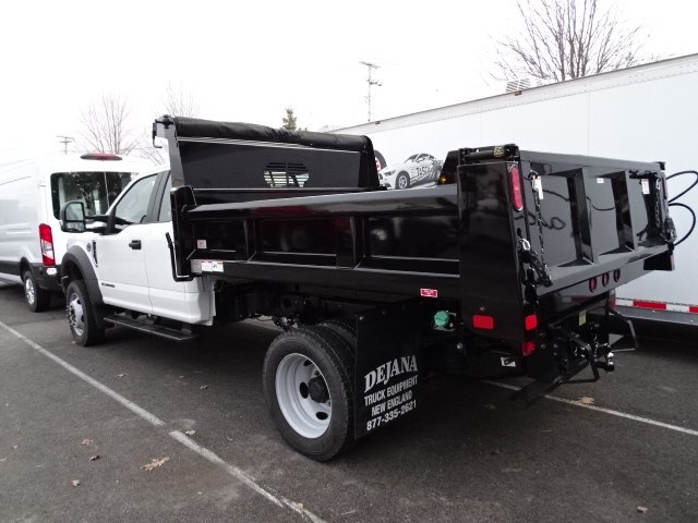 2019 F-450 Super Cab DRW 4x4,  Rugby Dump Body #CR5005 - photo 1
