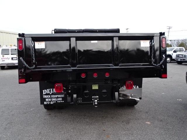 2019 F-450 Regular Cab DRW 4x4,  Rugby Eliminator LP Steel Dump Body #CR5020 - photo 3