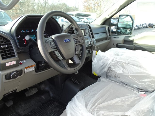 2019 F-450 Regular Cab DRW 4x4,  Rugby Eliminator LP Steel Dump Body #CR5021 - photo 4