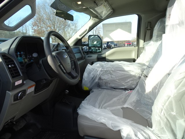 2019 F-450 Regular Cab DRW 4x4,  Rugby Eliminator LP Steel Dump Body #CR5021 - photo 5