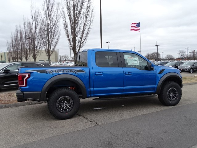 2019 F-150 SuperCrew Cab 4x4,  Pickup #CR5022 - photo 4