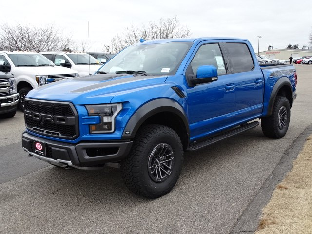2019 F-150 SuperCrew Cab 4x4,  Pickup #CR5022 - photo 8