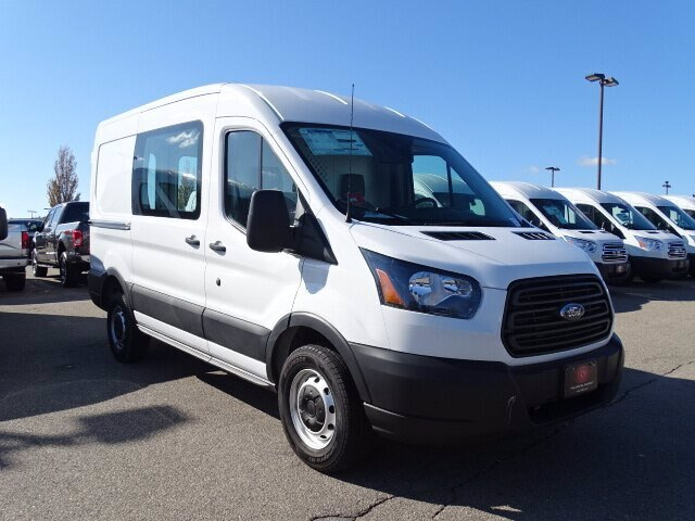 2019 Ford Transit 250 Med Roof RWD, Empty Cargo Van #CR5028FC - photo 1