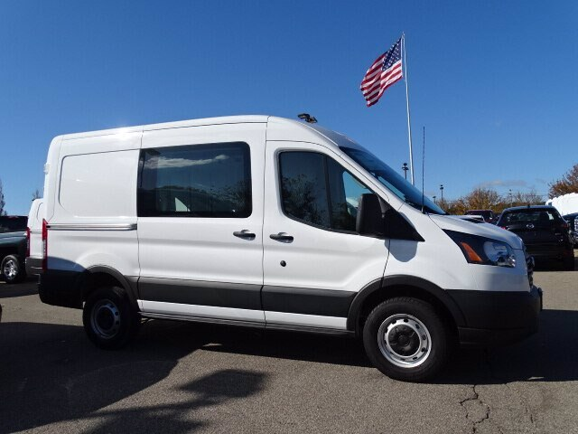 2019 Transit 250 Med Roof 4x2, Empty Cargo Van #CR5028FC - photo 3