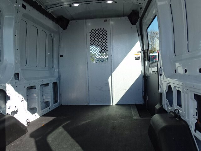 2019 Ford Transit 250 Med Roof RWD, Empty Cargo Van #CR5028FC - photo 2
