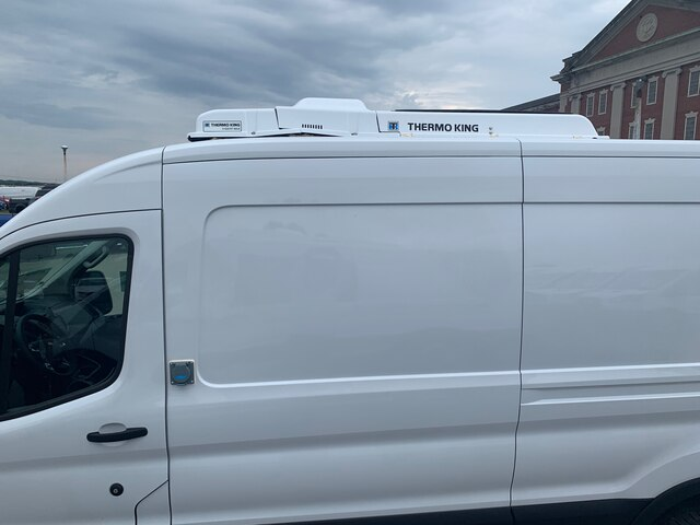 2019 Transit 250 Med Roof 4x2,  Thermo King Refrigerated Body #CR5029 - photo 10