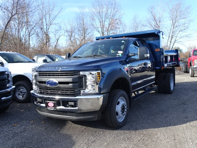2019 F-450 Super Cab DRW 4x4,  Rugby Dump Body #CR5066 - photo 3
