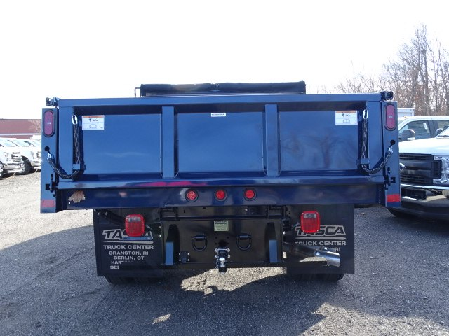 2019 F-450 Super Cab DRW 4x4,  Rugby Dump Body #CR5066 - photo 1