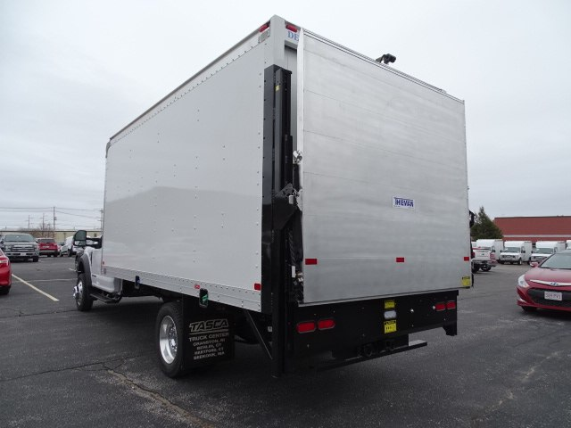 2019 F-550 Regular Cab DRW 4x4,  Dejana Truck & Utility Equipment Dry Freight #CR5068 - photo 2