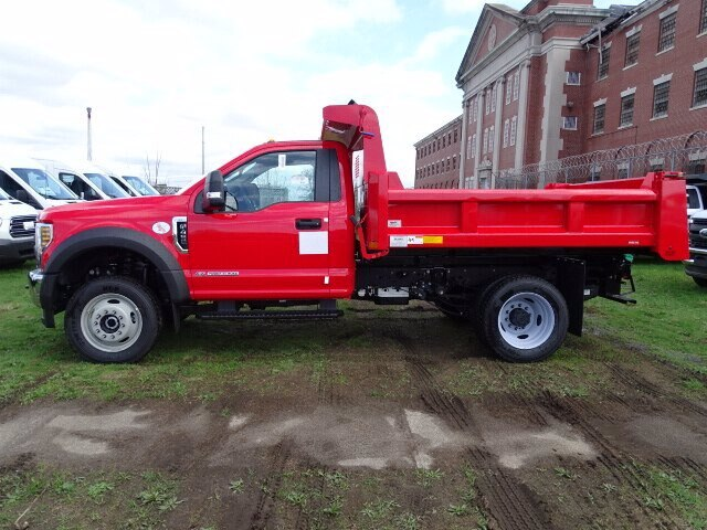 2019 F-450 Regular Cab DRW 4x4,  Rugby Dump Body #CR5070 - photo 1