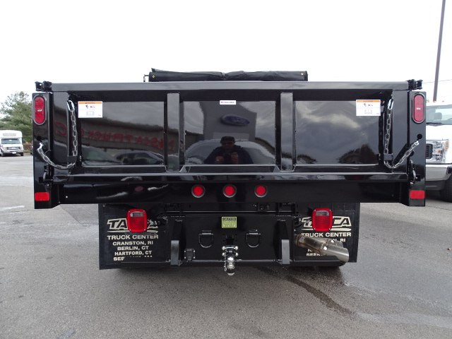 2019 F-550 Regular Cab DRW 4x4,  Rugby Dump Body #CR5072 - photo 4