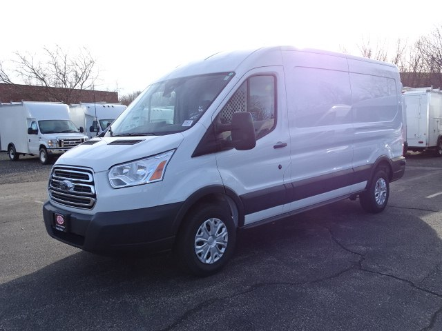 2018 Transit 250 Med Roof 4x2,  Empty Cargo Van #CR5076 - photo 3