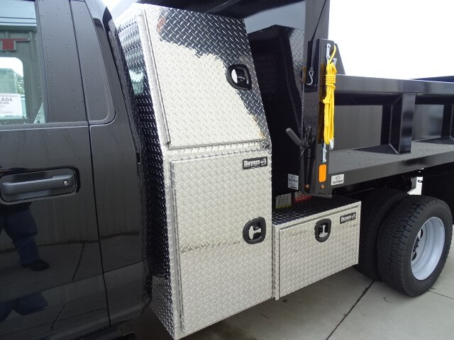 2019 F-550 Regular Cab DRW 4x4, Crysteel E-Tipper Dump Body #CR5092 - photo 3