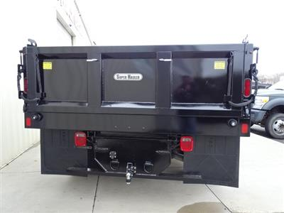 2019 F-550 Regular Cab DRW 4x4, Crysteel E-Tipper Dump Body #CR5092 - photo 2