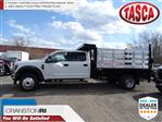 2019 F-550 Crew Cab DRW 4x4,  Stake Bed #CR5094 - photo 1