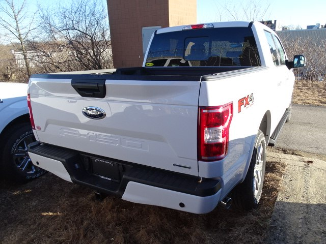 2019 F-150 SuperCrew Cab 4x4,  Pickup #CR5100 - photo 1